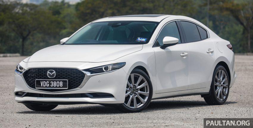 试驾:全新四代 Mazda 3,迄今最精致的非豪华品牌车型 Image #105636