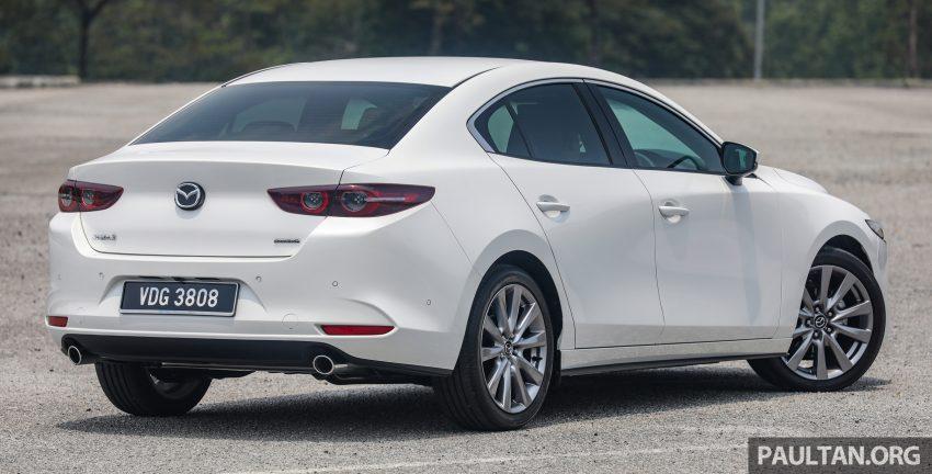 试驾:全新四代 Mazda 3,迄今最精致的非豪华品牌车型 Image #105637