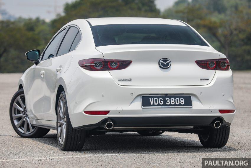 试驾:全新四代 Mazda 3,迄今最精致的非豪华品牌车型 Image #105640