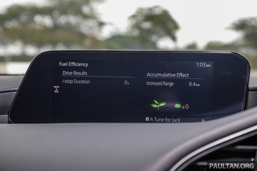 试驾:全新四代 Mazda 3,迄今最精致的非豪华品牌车型 Image #105682