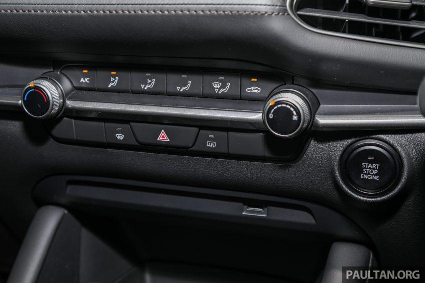 试驾:全新四代 Mazda 3,迄今最精致的非豪华品牌车型 Image #105689
