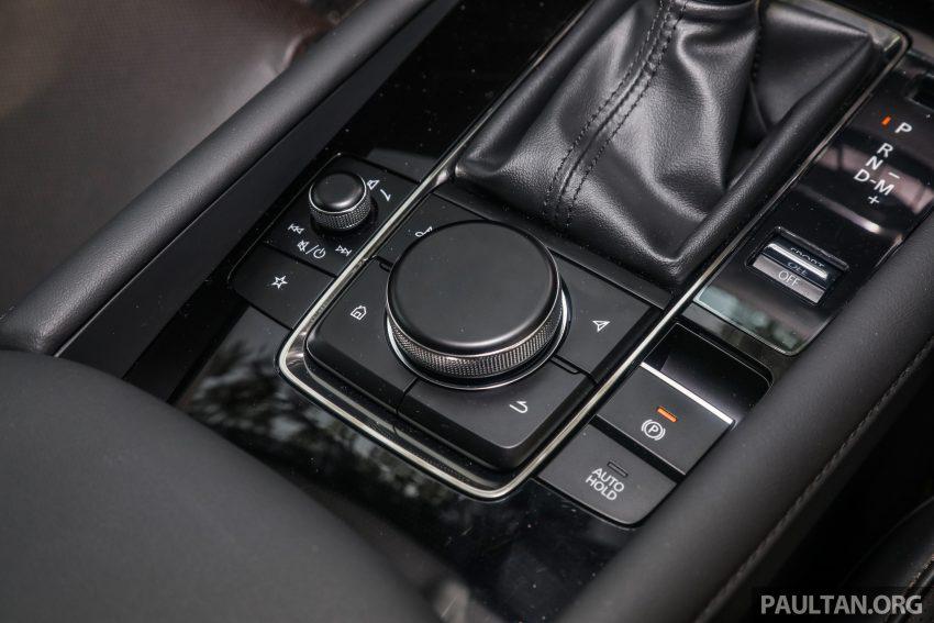 试驾:全新四代 Mazda 3,迄今最精致的非豪华品牌车型 Image #105691