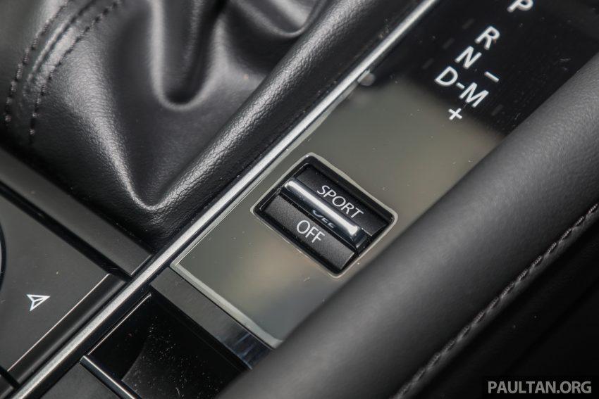 试驾:全新四代 Mazda 3,迄今最精致的非豪华品牌车型 Image #105692