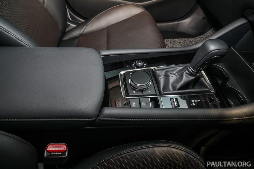 试驾:全新四代 Mazda 3,迄今最精致的非豪华品牌车型 Image #105693