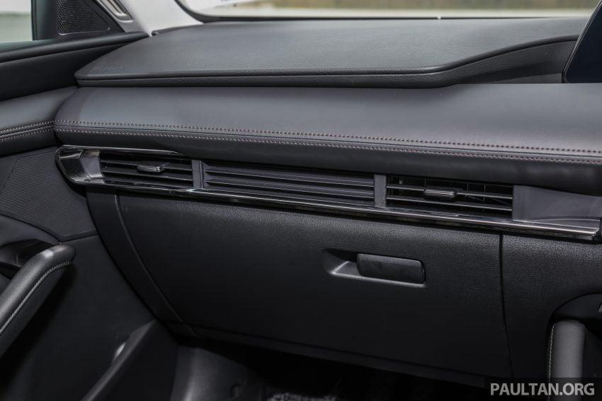 试驾:全新四代 Mazda 3,迄今最精致的非豪华品牌车型 Image #105694