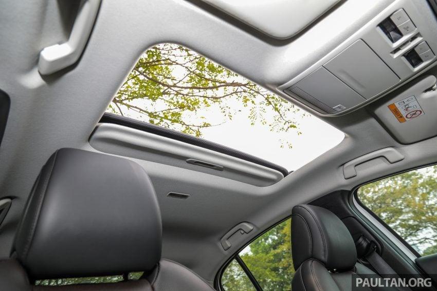 试驾:全新四代 Mazda 3,迄今最精致的非豪华品牌车型 Image #105697