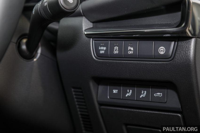 试驾:全新四代 Mazda 3,迄今最精致的非豪华品牌车型 Image #105699