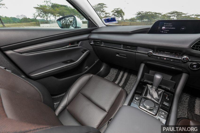 试驾:全新四代 Mazda 3,迄今最精致的非豪华品牌车型 Image #105702