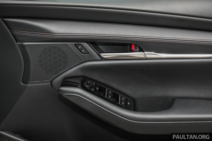 试驾:全新四代 Mazda 3,迄今最精致的非豪华品牌车型 Image #105708