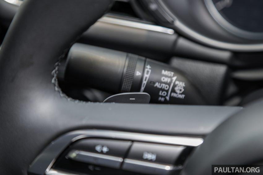 试驾:全新四代 Mazda 3,迄今最精致的非豪华品牌车型 Image #105673