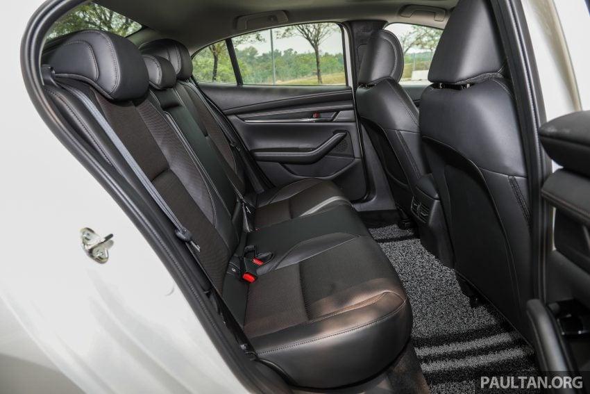 试驾:全新四代 Mazda 3,迄今最精致的非豪华品牌车型 Image #105709