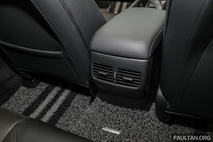 试驾:全新四代 Mazda 3,迄今最精致的非豪华品牌车型 Image #105713