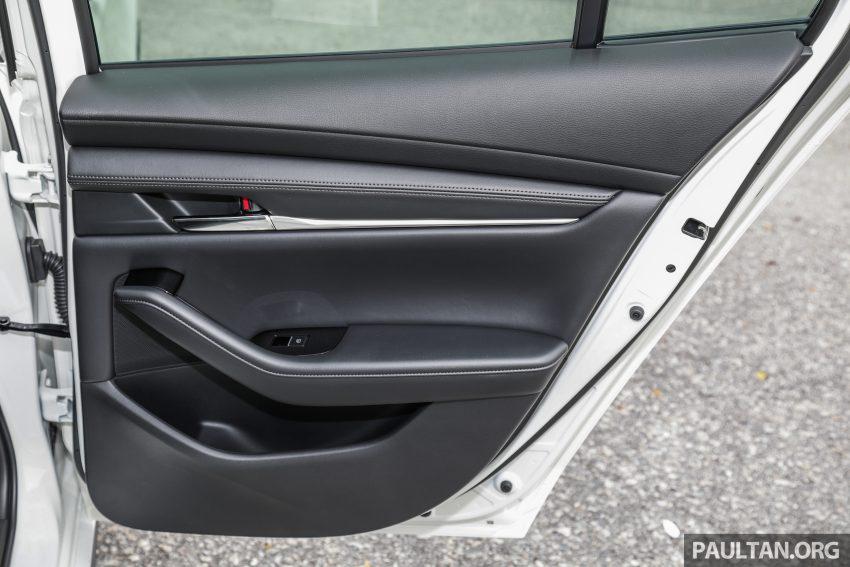 试驾:全新四代 Mazda 3,迄今最精致的非豪华品牌车型 Image #105714
