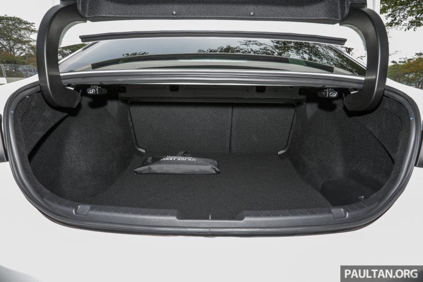 试驾:全新四代 Mazda 3,迄今最精致的非豪华品牌车型 Image #105715