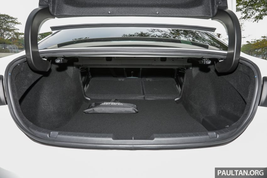 试驾:全新四代 Mazda 3,迄今最精致的非豪华品牌车型 Image #105716