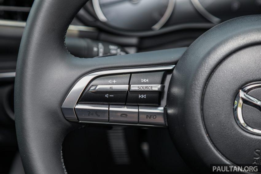 试驾:全新四代 Mazda 3,迄今最精致的非豪华品牌车型 Image #105675