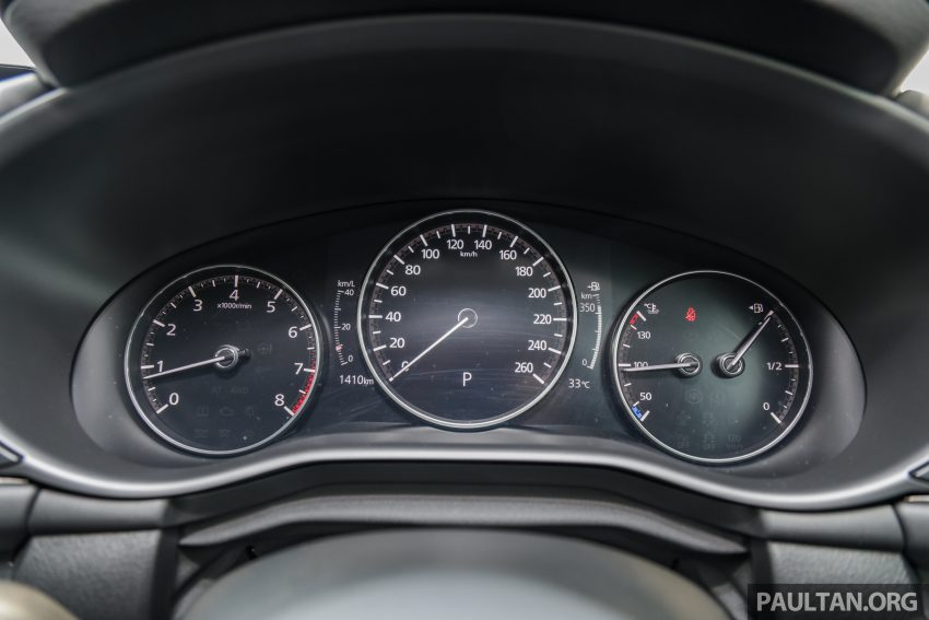 试驾:全新四代 Mazda 3,迄今最精致的非豪华品牌车型 Image #105678