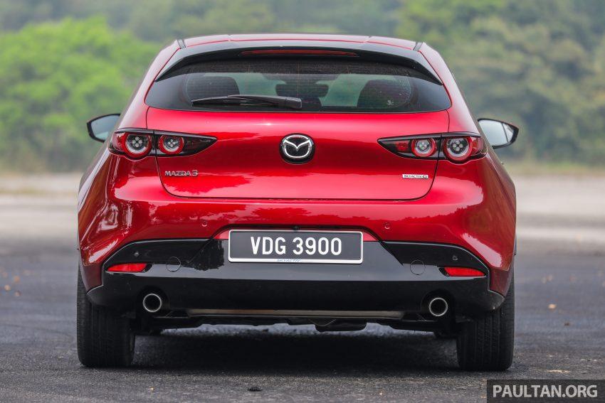 试驾:全新四代 Mazda 3,迄今最精致的非豪华品牌车型 Image #105520