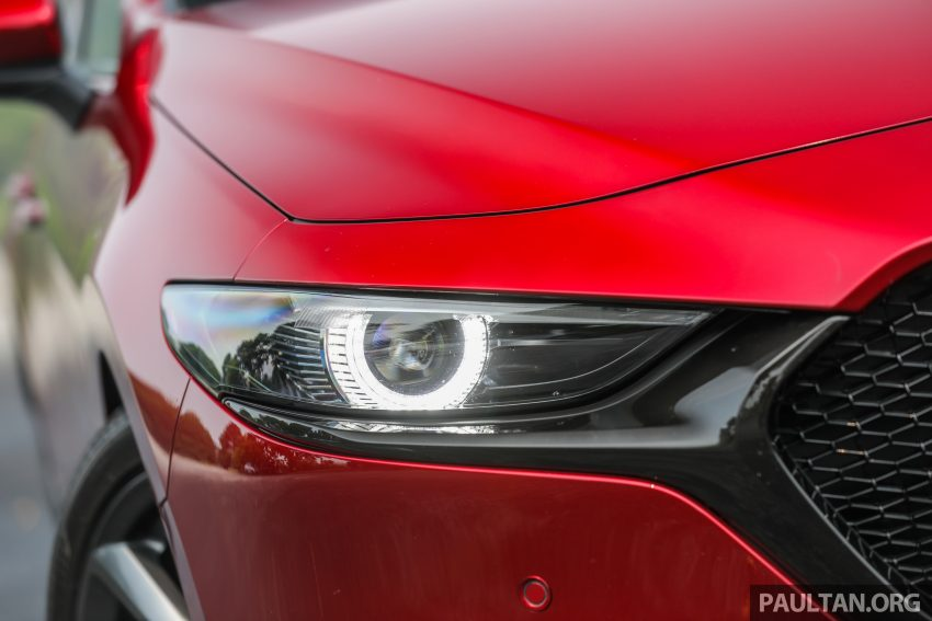 试驾:全新四代 Mazda 3,迄今最精致的非豪华品牌车型 Image #105522
