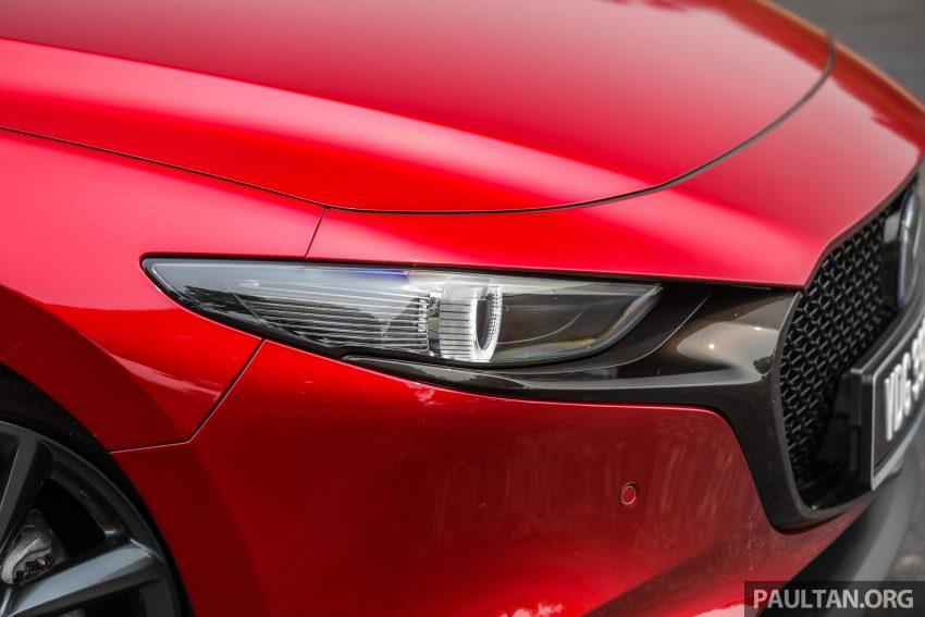 试驾:全新四代 Mazda 3,迄今最精致的非豪华品牌车型 Image #105523