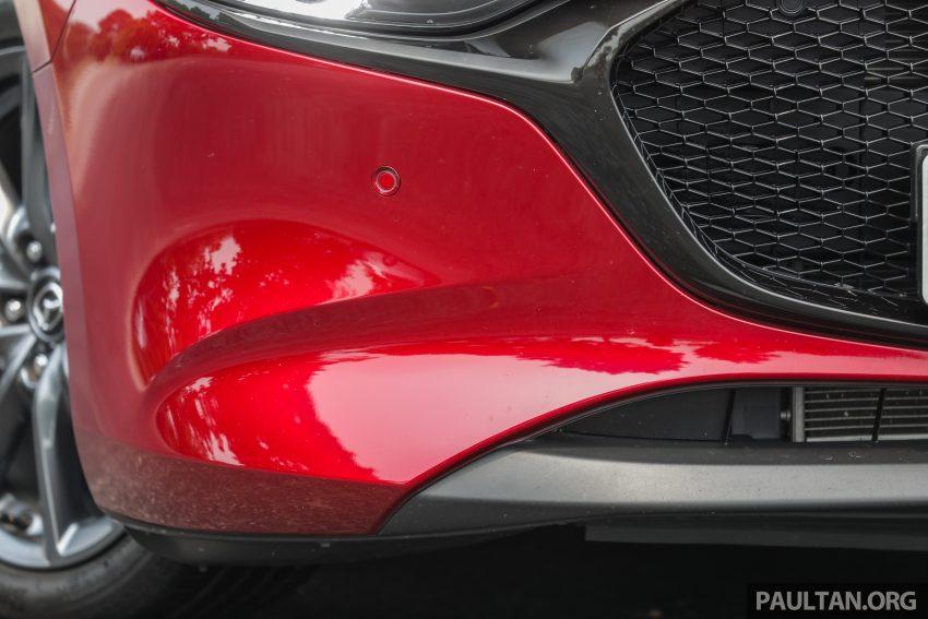 试驾:全新四代 Mazda 3,迄今最精致的非豪华品牌车型 Image #105524