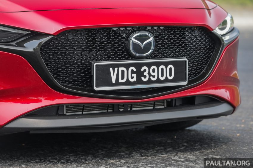 试驾:全新四代 Mazda 3,迄今最精致的非豪华品牌车型 Image #105526