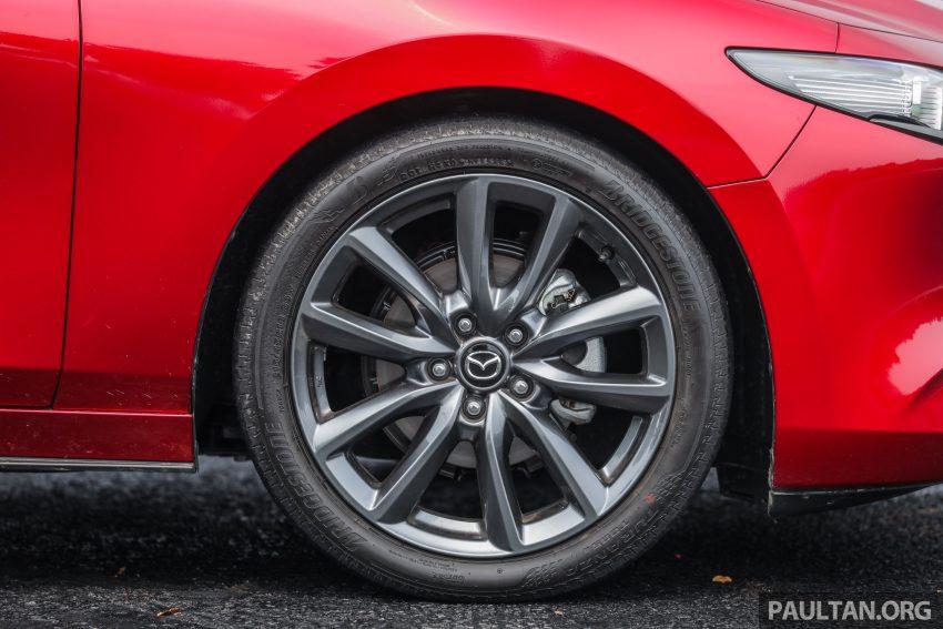 试驾:全新四代 Mazda 3,迄今最精致的非豪华品牌车型 Image #105527