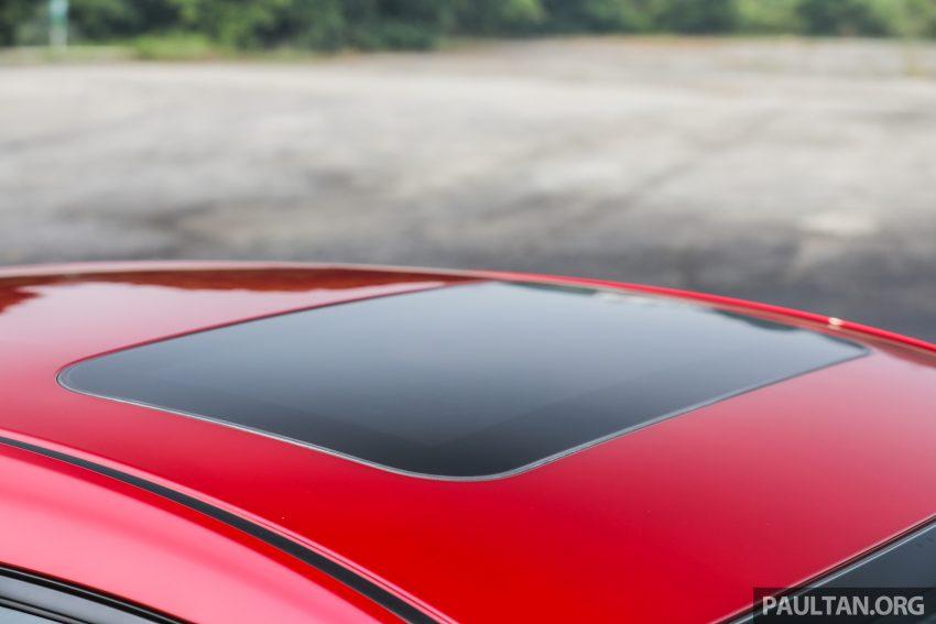 试驾:全新四代 Mazda 3,迄今最精致的非豪华品牌车型 Image #105529