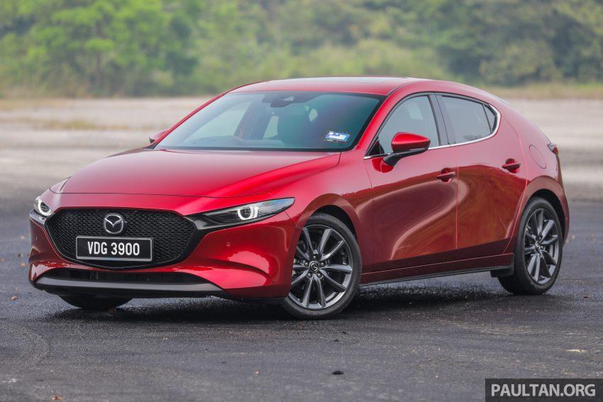 试驾:全新四代 Mazda 3,迄今最精致的非豪华品牌车型 Image #105509