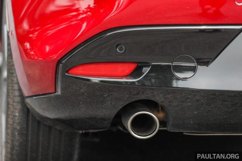 试驾:全新四代 Mazda 3,迄今最精致的非豪华品牌车型 Image #105538