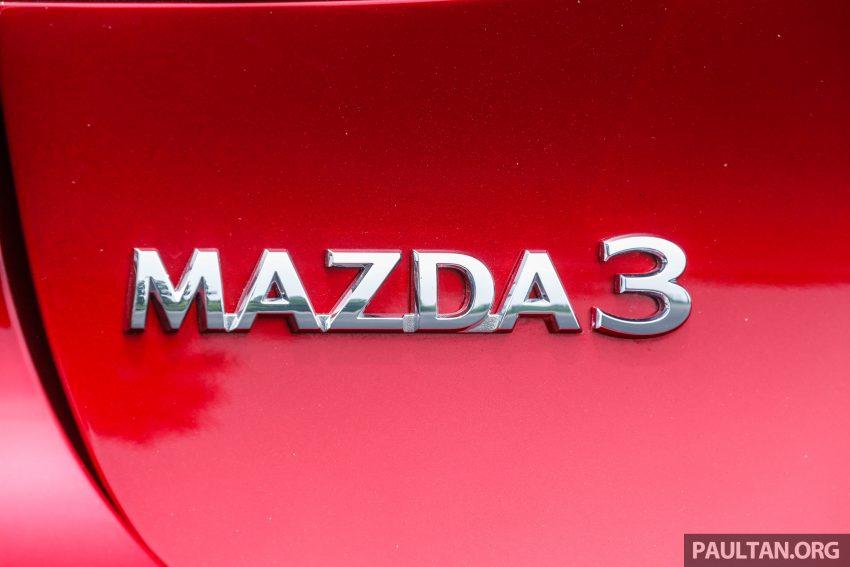 试驾:全新四代 Mazda 3,迄今最精致的非豪华品牌车型 Image #105542