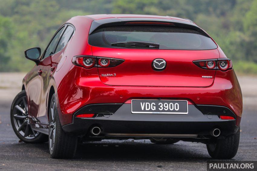 试驾:全新四代 Mazda 3,迄今最精致的非豪华品牌车型 Image #105514