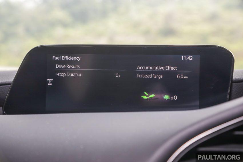 试驾:全新四代 Mazda 3,迄今最精致的非豪华品牌车型 Image #105562