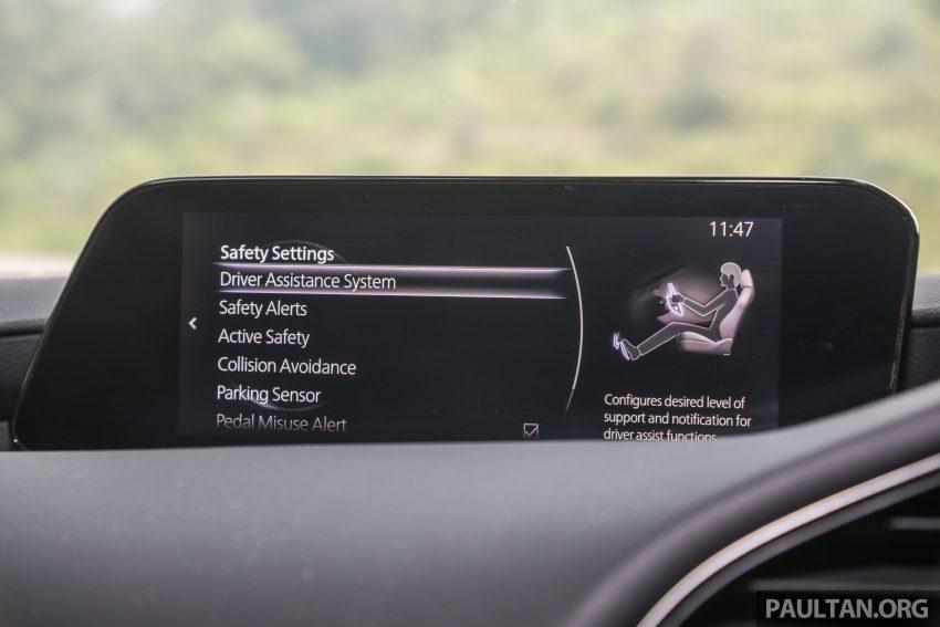 试驾:全新四代 Mazda 3,迄今最精致的非豪华品牌车型 Image #105567