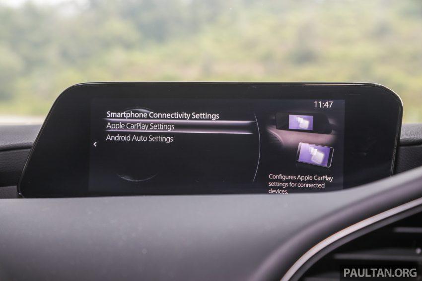 试驾:全新四代 Mazda 3,迄今最精致的非豪华品牌车型 Image #105568