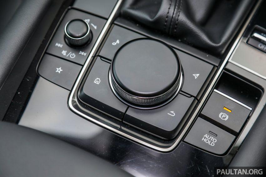 试驾:全新四代 Mazda 3,迄今最精致的非豪华品牌车型 Image #105574