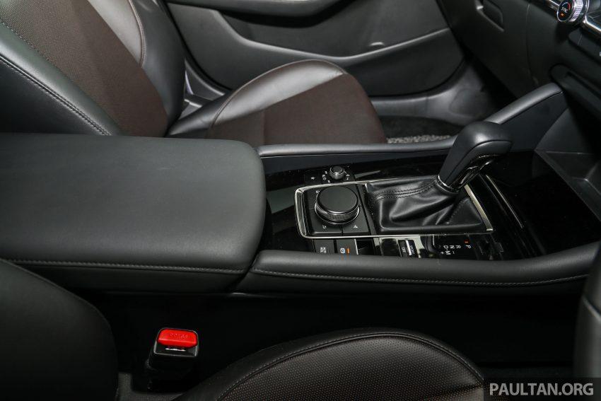 试驾:全新四代 Mazda 3,迄今最精致的非豪华品牌车型 Image #105576
