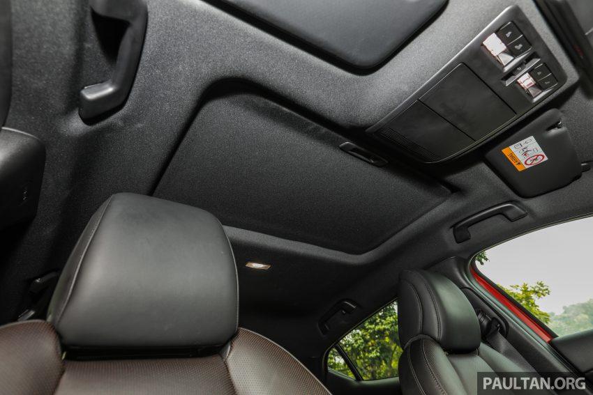 试驾:全新四代 Mazda 3,迄今最精致的非豪华品牌车型 Image #105579