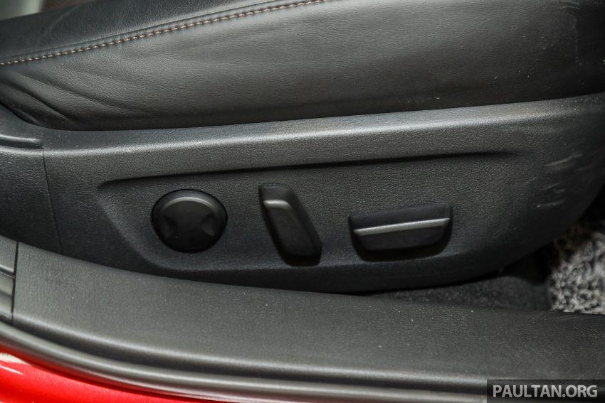 试驾:全新四代 Mazda 3,迄今最精致的非豪华品牌车型 Image #105591