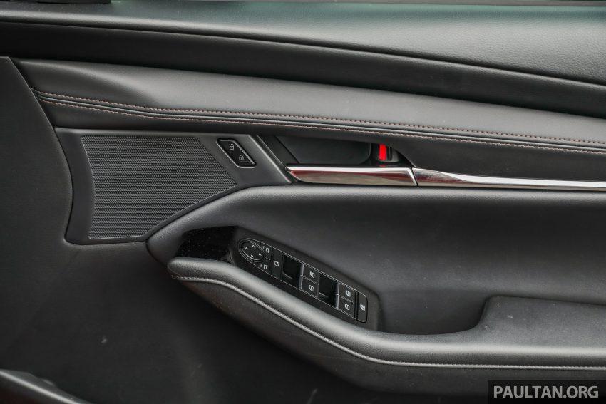 试驾:全新四代 Mazda 3,迄今最精致的非豪华品牌车型 Image #105594
