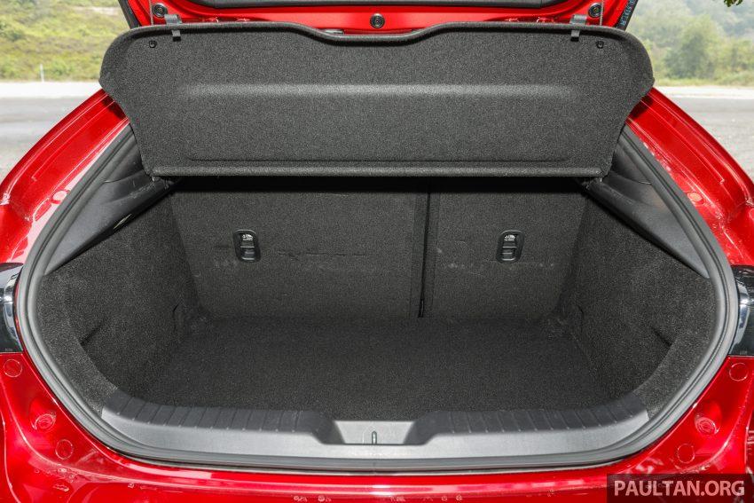 试驾:全新四代 Mazda 3,迄今最精致的非豪华品牌车型 Image #105602