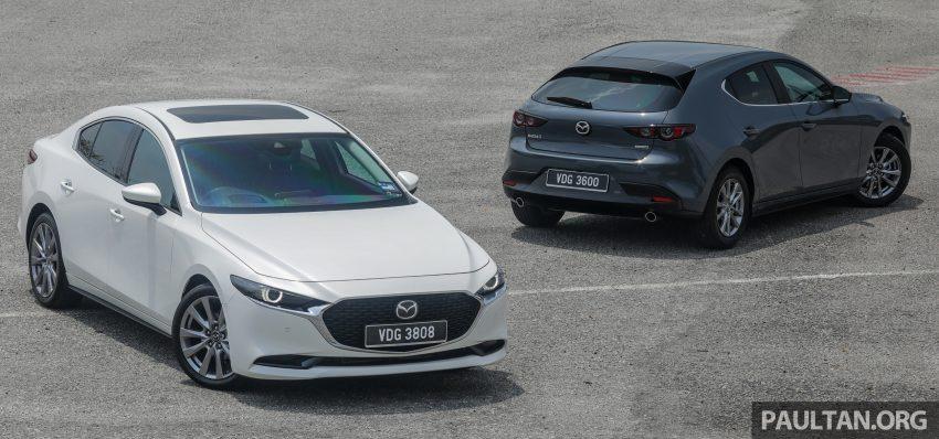 试驾:全新四代 Mazda 3,迄今最精致的非豪华品牌车型 Image #105618