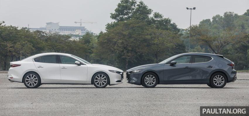 试驾:全新四代 Mazda 3,迄今最精致的非豪华品牌车型 Image #105628