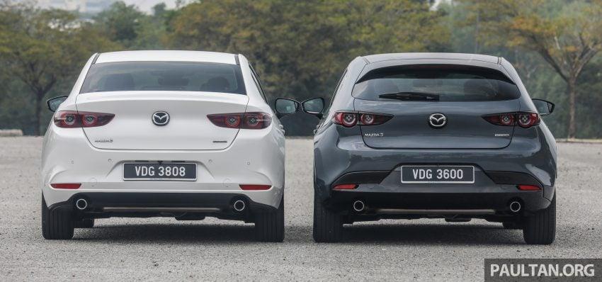 试驾:全新四代 Mazda 3,迄今最精致的非豪华品牌车型 Image #105632