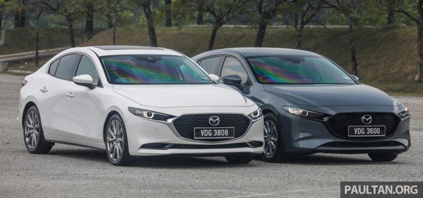试驾:全新四代 Mazda 3,迄今最精致的非豪华品牌车型 Image #105619