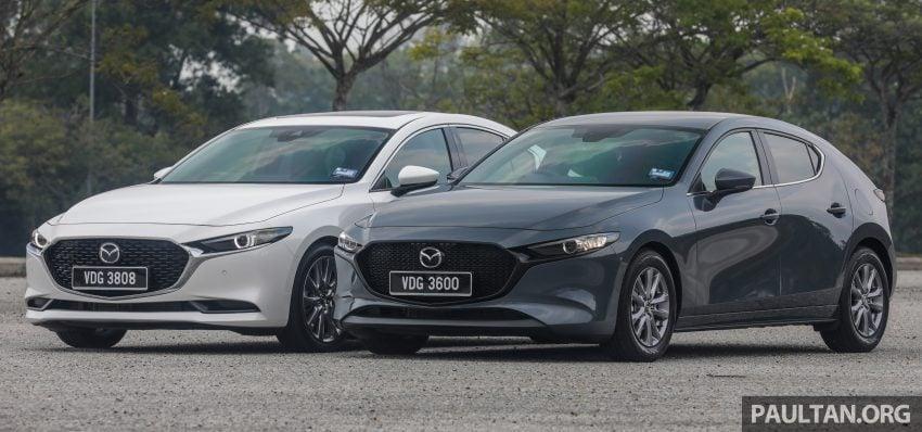试驾:全新四代 Mazda 3,迄今最精致的非豪华品牌车型 Image #105622