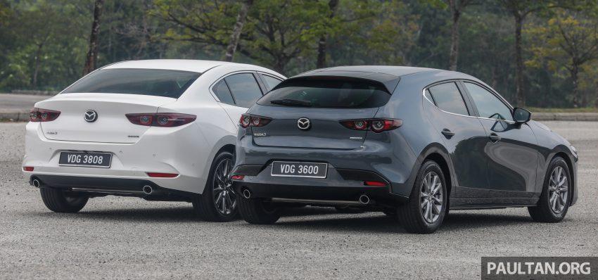 试驾:全新四代 Mazda 3,迄今最精致的非豪华品牌车型 Image #105623