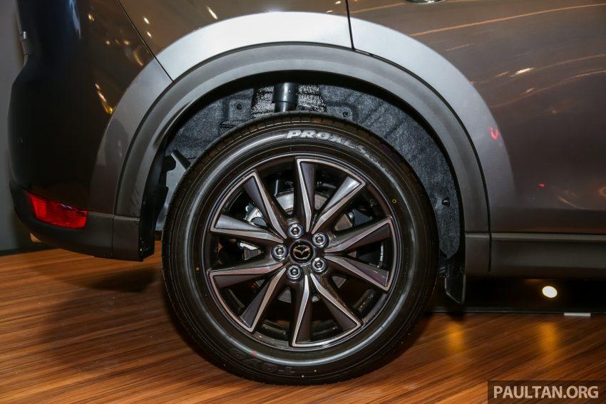 2019 Mazda CX-5 新车实拍, 搭载2.5 SkyActiv-G涡轮引擎 Image #104856