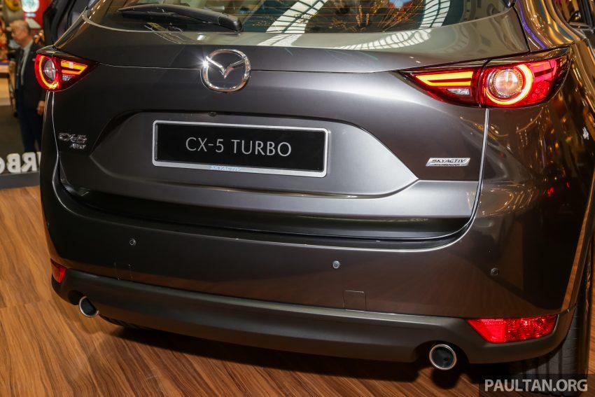 2019 Mazda CX-5 新车实拍, 搭载2.5 SkyActiv-G涡轮引擎 Image #104861