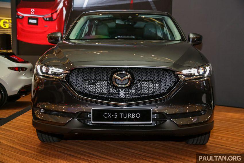 2019 Mazda CX-5 新车实拍, 搭载2.5 SkyActiv-G涡轮引擎 Image #104848